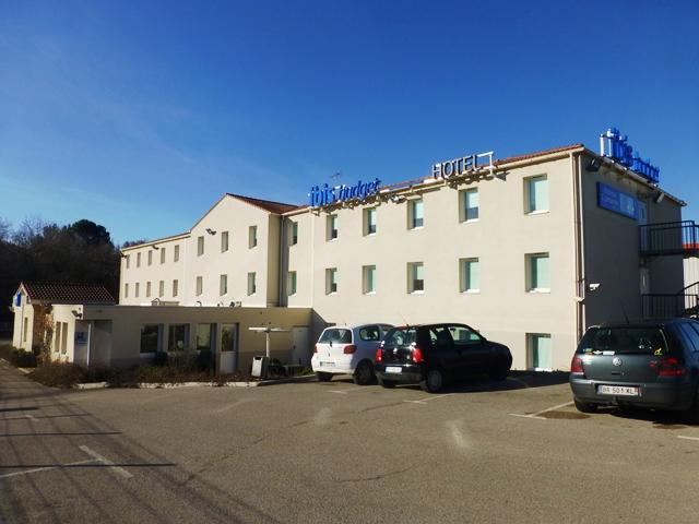 Hotel Ibis A Aix En Provence