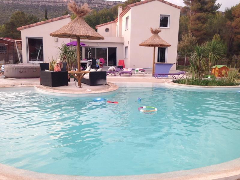 Clos sainte victoire maison d 39 h te aix en provence - Terrasse piscine hors terre aixen provence ...