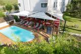 Best Western Hôtel de l'Arbois - piscine