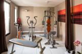 Best Western Hôtel de l'Arbois - Salle de sport