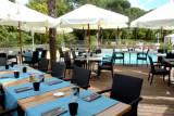 Best Western Sevan Parc Hôtel - Terrasse Restaurant