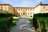 Château de la Pioline - Entrée