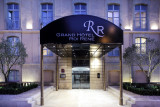 grand hotel du roi rene aix en provence tourist office booking center