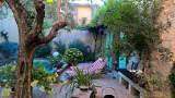 La Parenthèse - Patio et piscine
