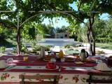 Le Mas de Pié Caud pays d'aix en provence office de tourisme centrale de réservation rognes