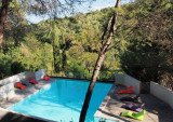 les mimosas aix en provence swimming pool