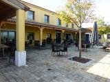 Résidence Odalys Golf de la Cabre d'Or  - La terrasse du restaurant