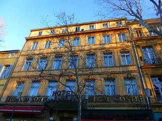 Hôtel Nègre Coste