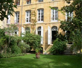 Jardin de Marie - Vue exterieure