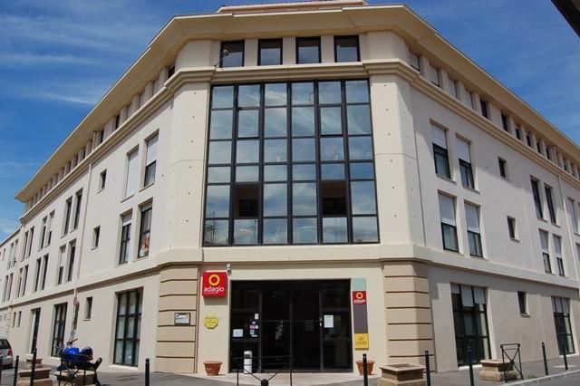 Adagio City Apparthotel Aix