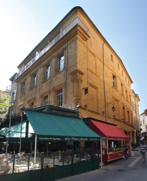 Hôtel de Gantes - Aix en Provence