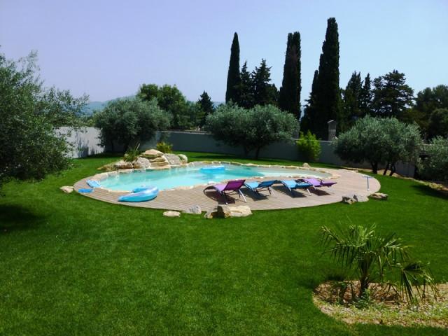 La Tresoriere - Swimming pool