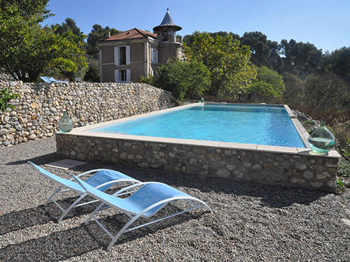 Pavillon de Beauregard - Aix en Provence