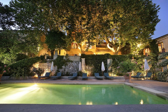 Villa Gallici - The pool