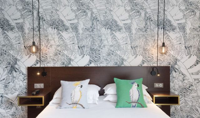 HOTEL BIRDY - CHAMBRE