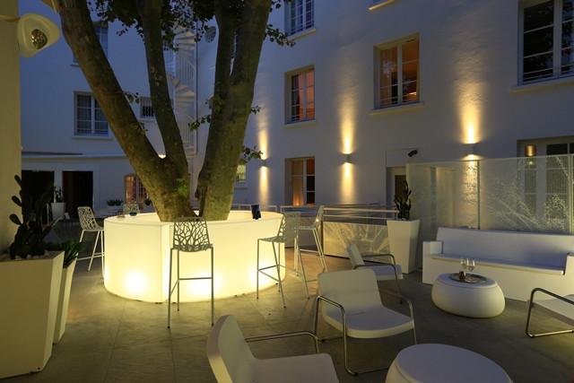 Hôtel Cézanne - Terrasse