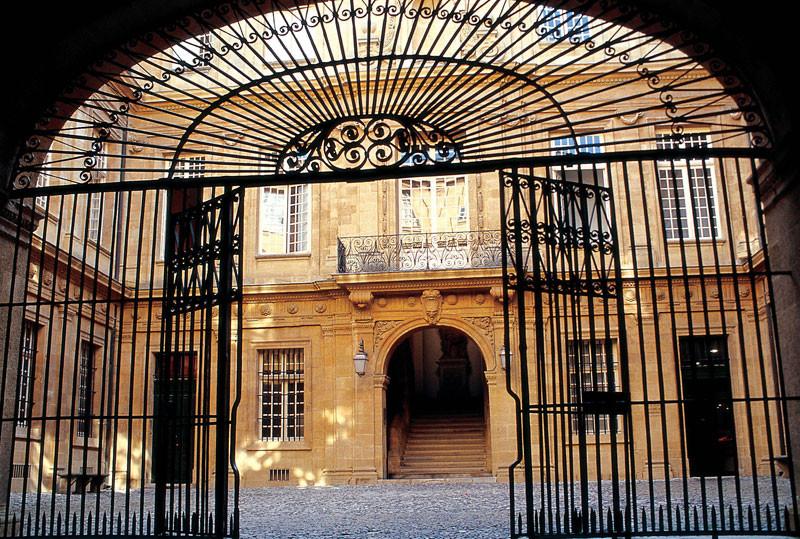 Jardin de marie maison d 39 h te aix en provence - Aix en provence chambre d hote ...