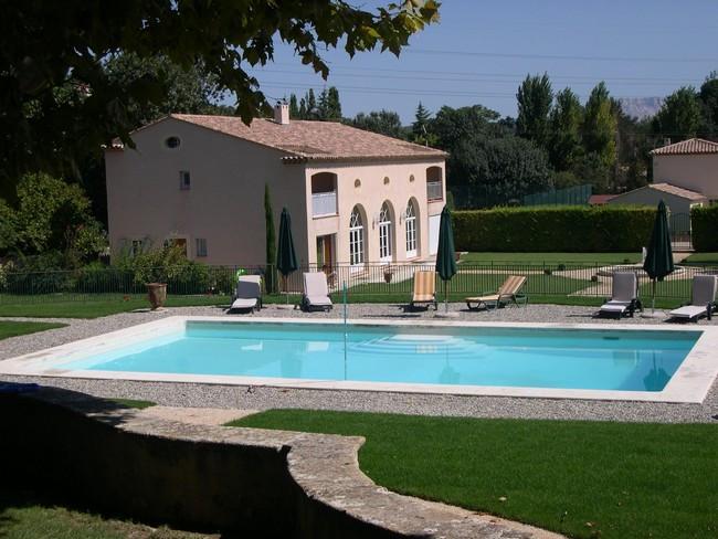 La Milane maison d'hôte réservation centrale tourisme aix provence gite location