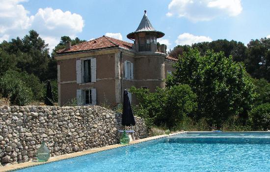 ... Pavillon De Beauregard Aix En Provence Bed And Breakfast Tourist Office  Booking Center ...