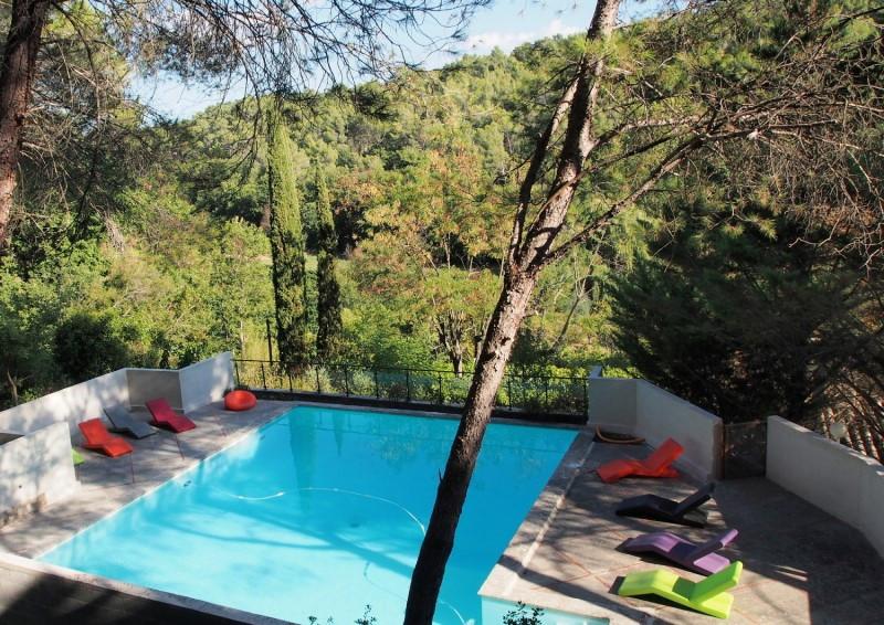 les mimoas aix en provence piscine