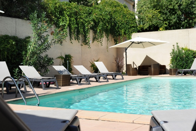 Odalys Les Floridianes - La piscine