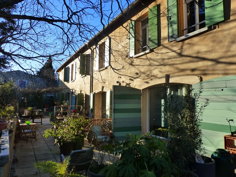 Villa rose provence maison d 39 h te aix en provence - Chambres d hotes aix en provence centre ville ...