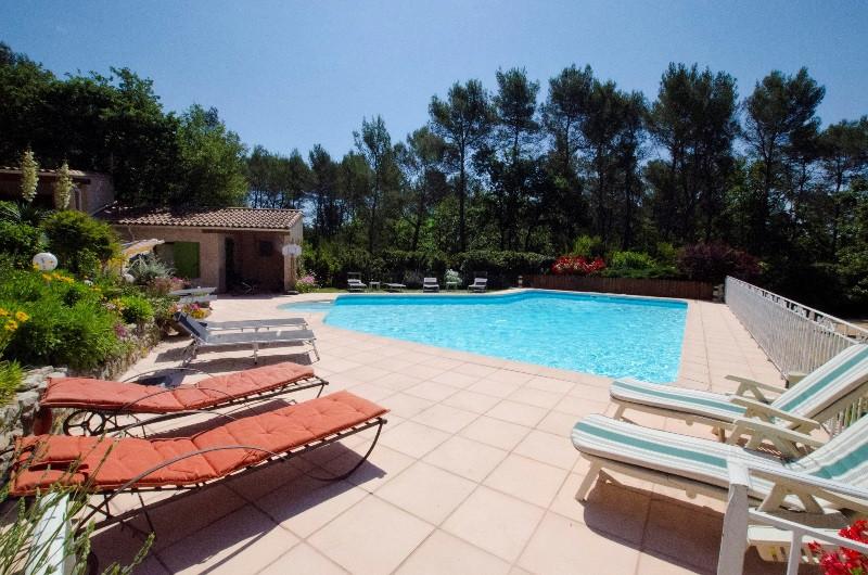 Villa victoria maison d 39 h te aix en provence - Chambre d hotes aix en provence piscine ...
