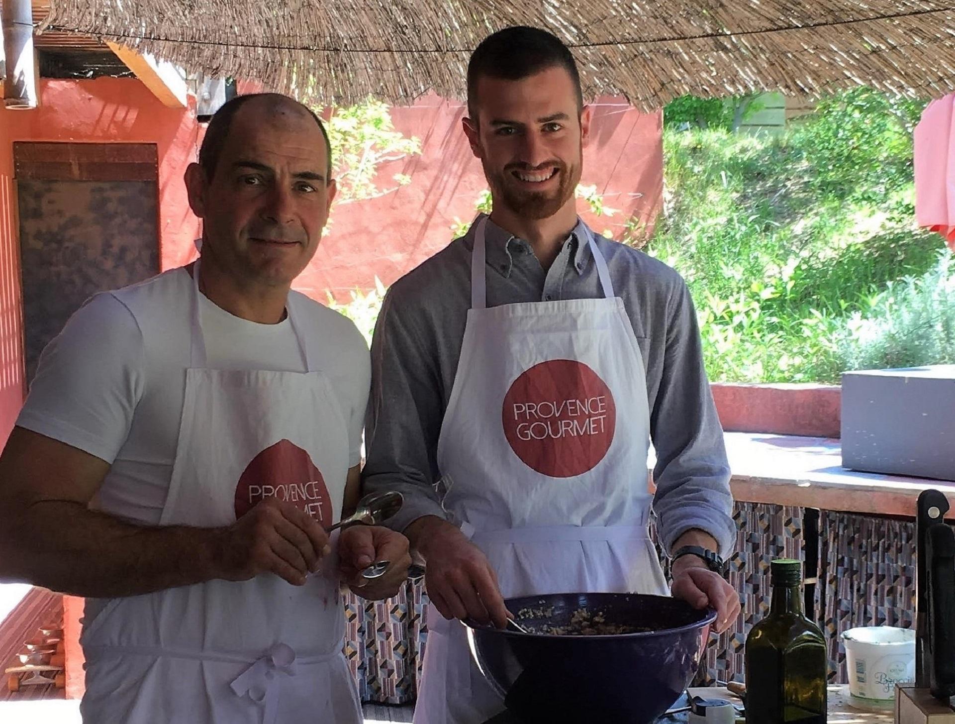 Provence gourmet atelier cuisine et art de vivre proven al for Gourmet en cuisine