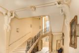 Caumont Centre d'Art - Vestibule escalier d'honneur