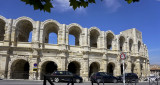 arles arenas Aix en Provence tourist office  booking center