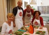 Atelier cuisine et art de vivre provençal