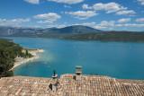 Lac Sainte Croix