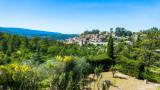 Marchés et villages du Luberon
