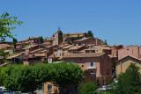 village du roussillon Aix en Provence office du tourisme centrale de reservation