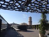 Marseille - Mucem - vue sur Fort Saint-Jean