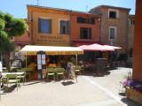 restaurant le bistrot de roussillon Aix en Provence office du tourisme centrale de reservation
