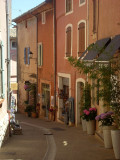 provencal street Aix en Provence tourist office  booking center