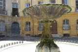 Visite guidée pédestre : Places et fontaines, les joyaux du vieil Aix