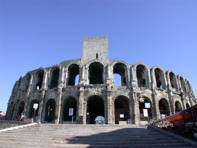Arles' arenas