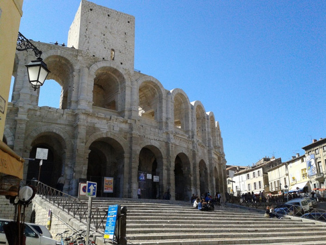 Arenas of Arles