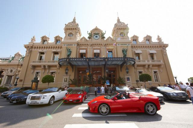 Monaco et la Côte d'Azur