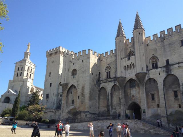 Palais des papes - Avignon