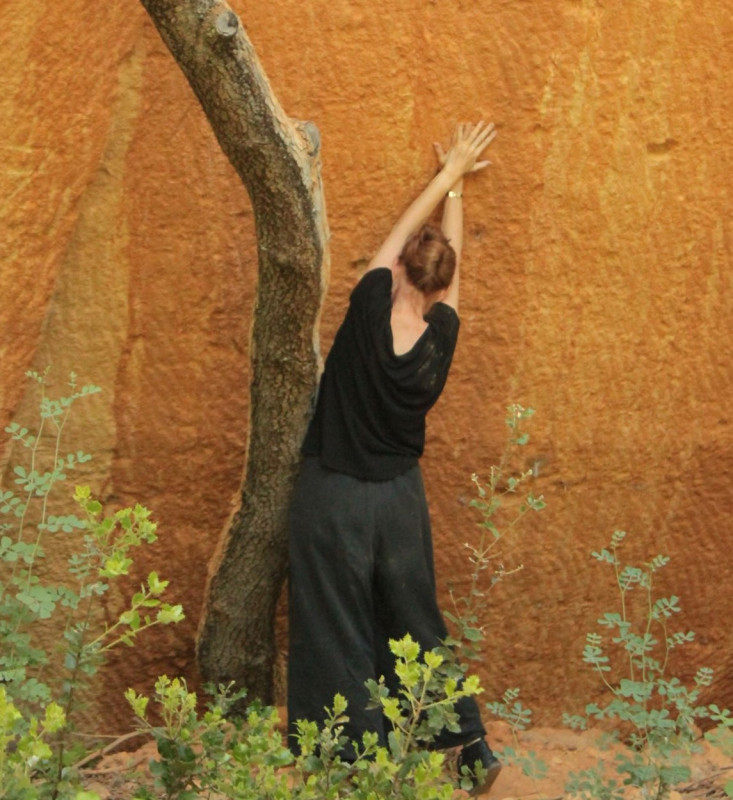 THE BIBEMUS QUARRIES- Dance walks 2020 : On the danced paths of Cezanne