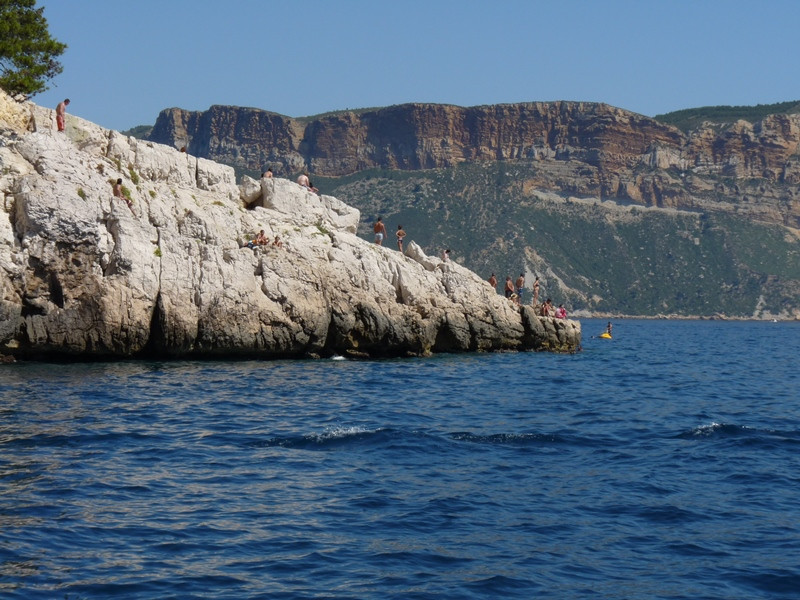 Excursion cassis et ses calanques 4h - Office tourisme cassis les calanques a pied ...