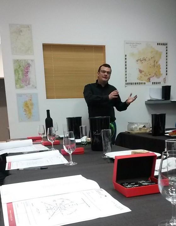 Cours d'oenologie - Initiation et vins de Provence