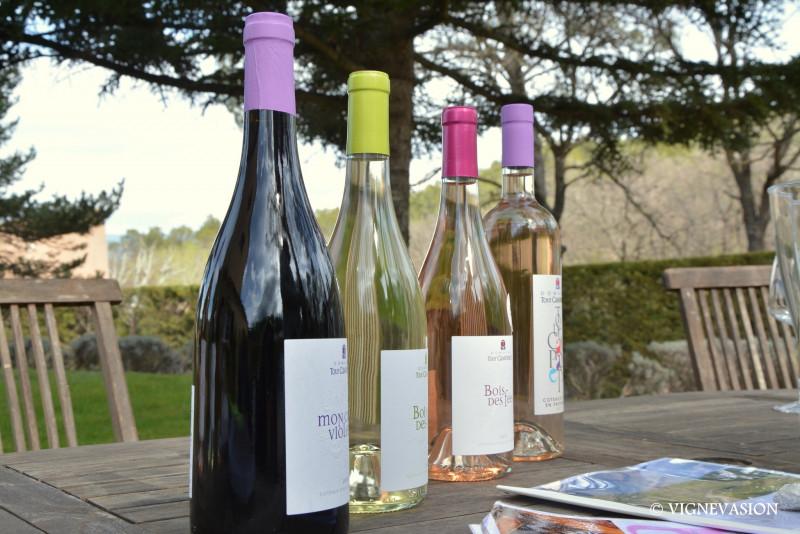 Excursion à la découverte des vins de Provence
