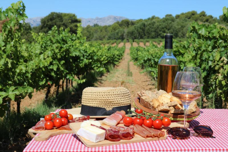 Excursion journée - Vignobles du bord de mer : Cassis et Bandol