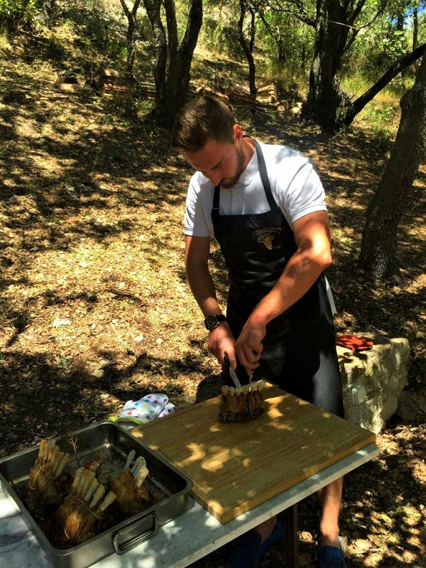 Journée gastronomique à la découverte des produits locaux