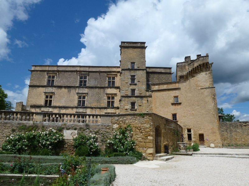 Excursion march s et villages du luberon 9h - Office tourisme lourmarin ...