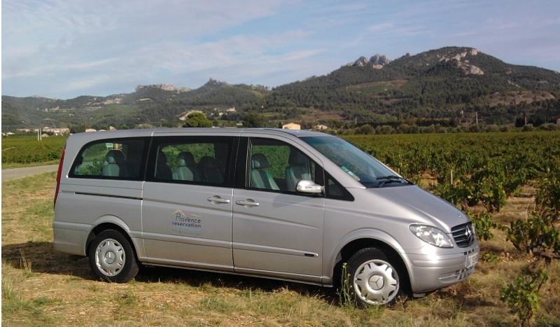 provence reservaton Aix en Provence office du tourisme centrale de reservation